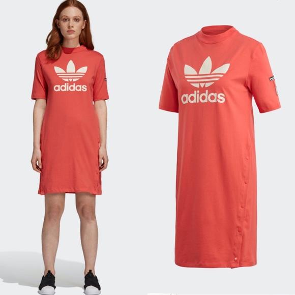 e627b6e2a353 adidas Dresses | Originals Adibreak Tee Dress | Poshmark